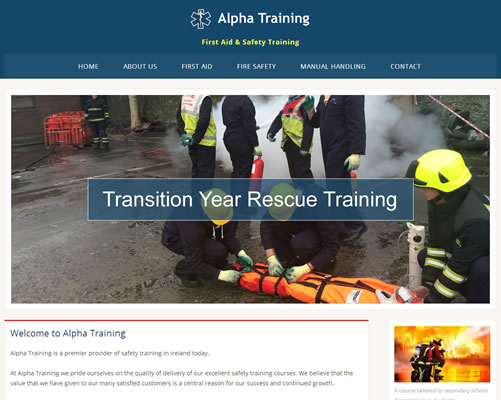 Alpha Training