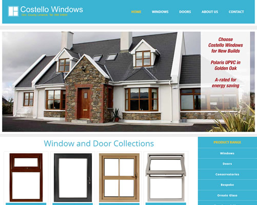 Costello Windows Limerick