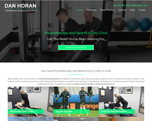 Dan Horan Physiotherapy