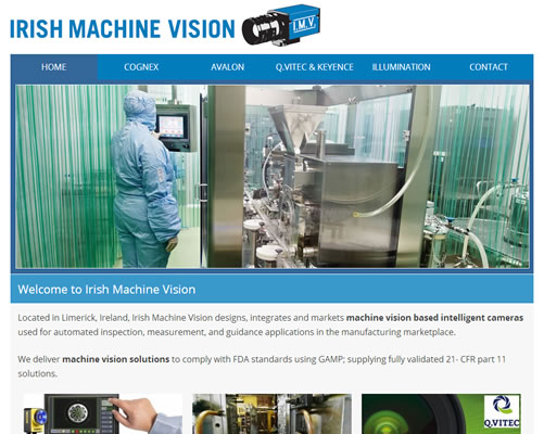 Irish Machine Vision