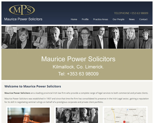Maurice Power Solicitors Limerick