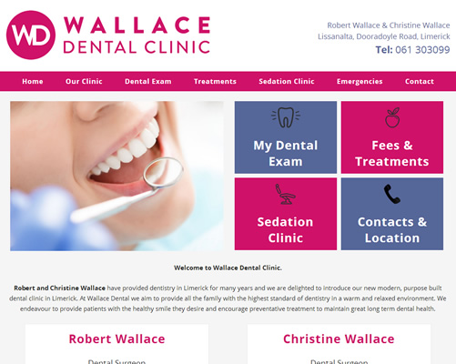 Wallace Dental Clinic Limerick